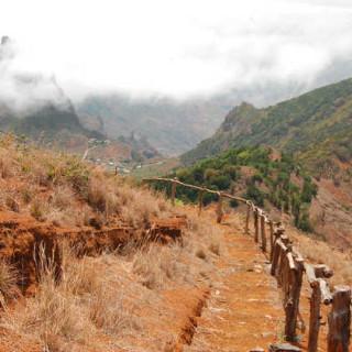 Wanderweg auf São Nicolau - Aventura Turismo | erlebnisreisen-afrika.de