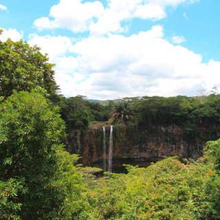 Chamarel-Wasserfall - Alina Kirsten | erlebnisreisen-afrika.de