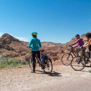Radtour Gorge Du Dades - Klaus Hoffmann | erlebnisreisen-afrika.de