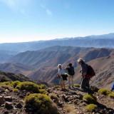 Wunderbarer Weitblick im Hohen Atlas - Diethard Berner   erlebnisreisen-afrika.de