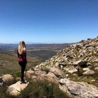 Blick auf die Karoo - Anja Polder | erlebnisreisen-afrika.de