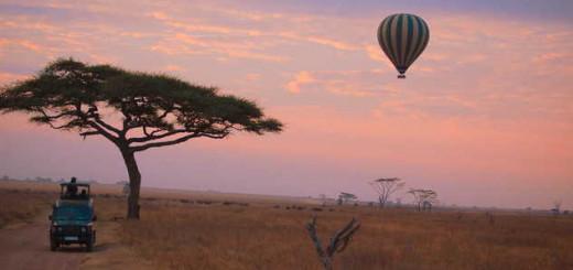 Sonnenaufgang - Stephanie Alphons   erlebnisreisen-afrika.de